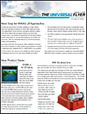 The Universal Flyer, Volume 2, Issue 1