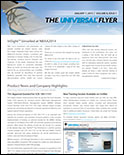 The Universal Flyer, Volume 8, Issue 1