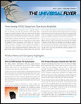 Universal Flyer, Volume 9 Issue 3