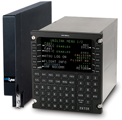 Universal Avionics Authorized Dealer Adds STC Update in Advance of European Data Link Mandate