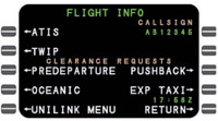 UniLink Flight Information