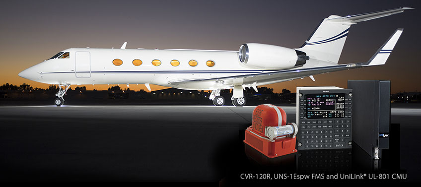FANS Solutions for Your Gulfstream GIV, GIVSP and GV
