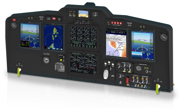 C130 with InSight® Display System