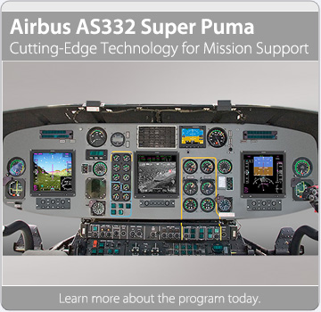 AS332 Super Puma Cutting-Edge Technology for Mission Support