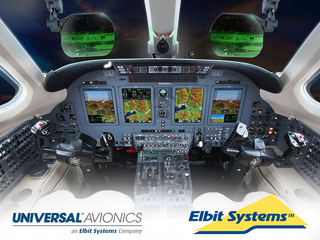 Elbit Systems Ltd. Completes Acquisition of Universal Avionics