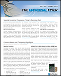 Universal Flyer, Volume 8 Issue 3