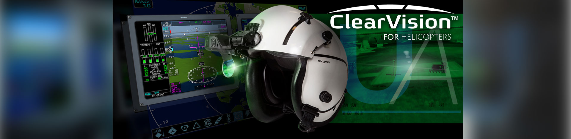 ClearVision for Helicopters