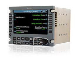 Universal Avionics Offers New Touchscreen Control Device for InSight™