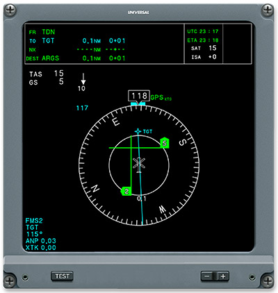 New Hover Steering Display Formats Available For EFI-890H