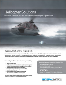 Helicopter Solutions Brochure