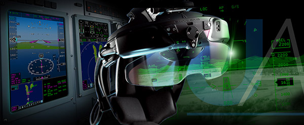 Universal Avionics Presents 'Fly by Sight'  Advanced Flight Deck Solution at EBACE 2019