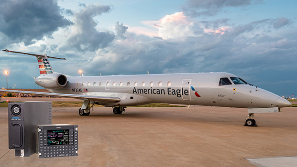 Envoy Air Completes 60th WAAS Upgrade on Embraer Fleet